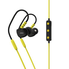 JOWAY H13 Bluetooth 4.1 Headset Ear Style Sport Wireless Bluetooth Headset Binaural Stereo Earphone Headset (Yellow) (Intl)