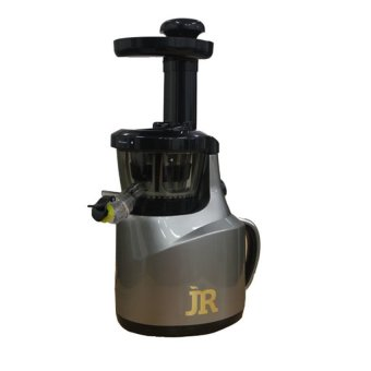 JR Slow Juicer Generation 2 - Metallic Silver Lazada Indonesia