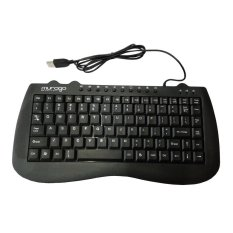 Keyboard Mini Murago MSK 1000A Usb - Hitam
