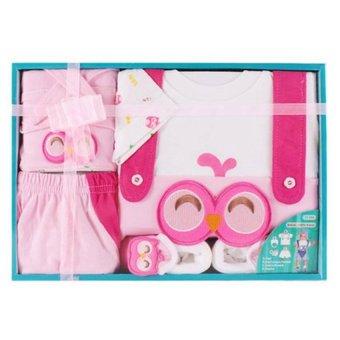 Kiddy Momo Baby Set Owl Biru 3 Bln Paket Baju Bayi Daftar Harga Source · Kiddy