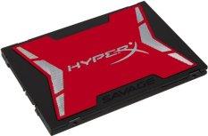 Kingston SSDNow Hyper X Savage 120GB SATA 3 Solid State Drive (Red) - Intl