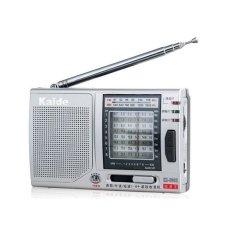 KK9803 Digital Radio With Super Receiver Silver