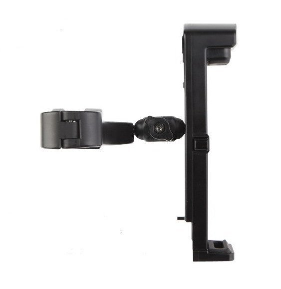 Kropsson Tablet Holder Headrest  HR-H750Max - Hitam
