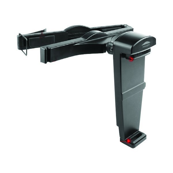 Kropsson Tablet Holder Headrest  HR-H850FTP - Hitam