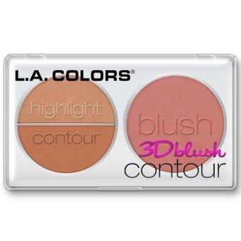 LA Colors 3D Blush Contour - LCBL810 Love Bird | Lazada