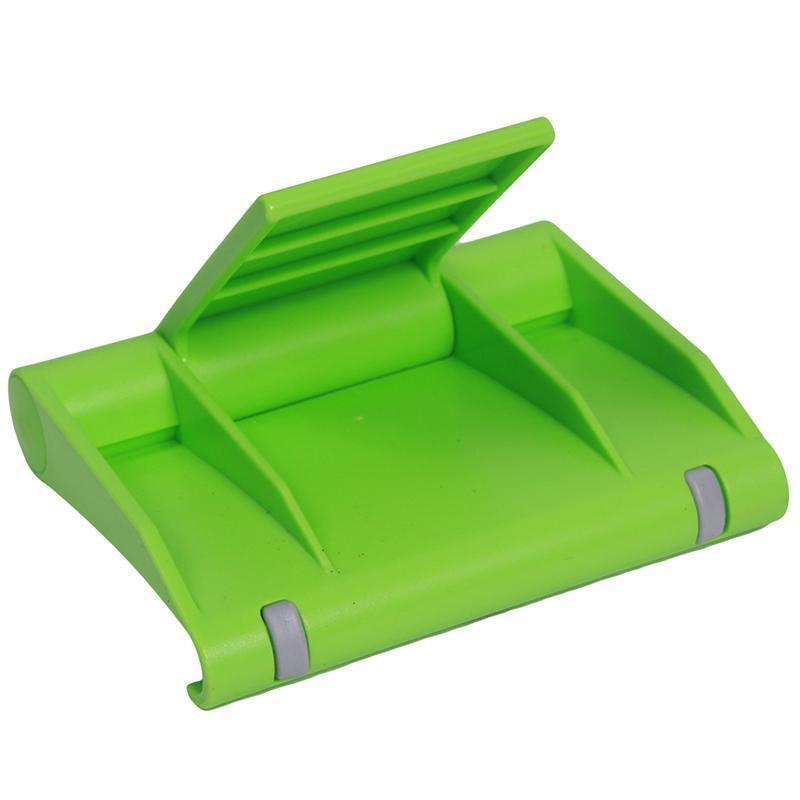 LALANG Universal Adjustable Foldable Desk Tablet Mobile Phone Stand Holder (Green) (Intl)