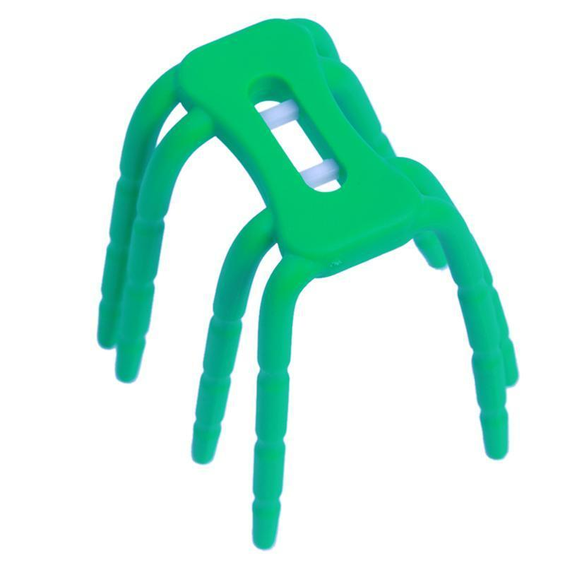 LALANG Universal Flexible Spider Car Phone Holder Mount Stand (Green) (Intl)