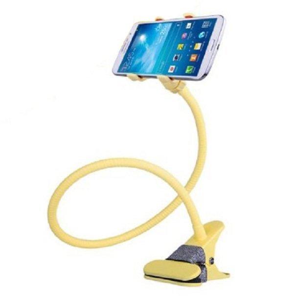 Lazy Mobile Phone Monopod - Tripod-8-1 - Kuning