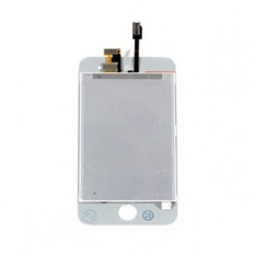 Lcd Screen Complete Screen Lcd Display Touch Screen Replacement Parts White For Ipod Touch 4 4g