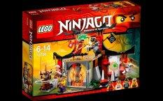 Lego Ninjago - 70756 Dojo Showdown