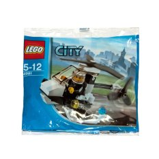 Lego Police Helicopter - 4991