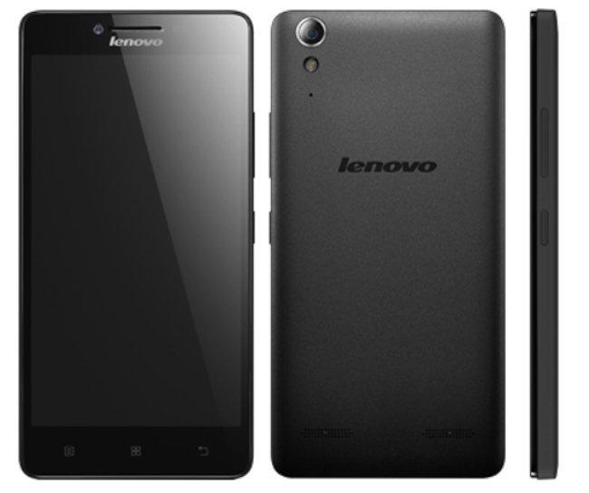 Lenovo A 6000 Plus 4G LTE - 16 GB - Hitam