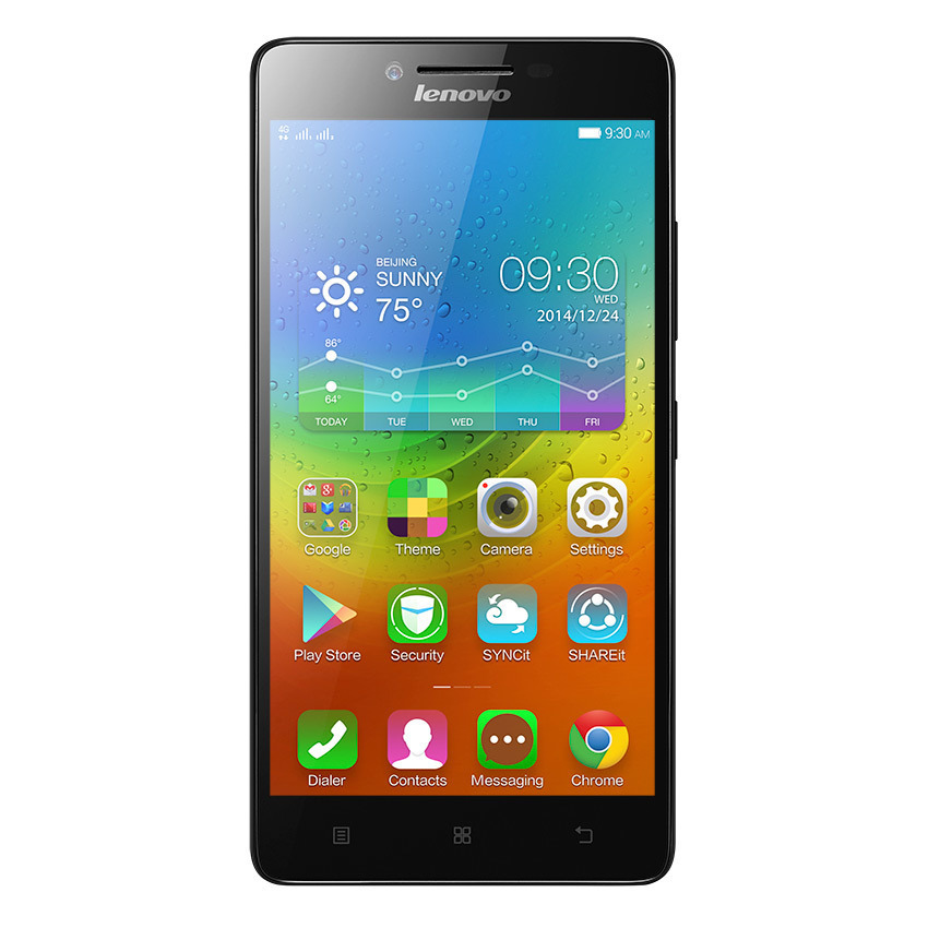 Lenovo A6000 SE - 16 GB - Black