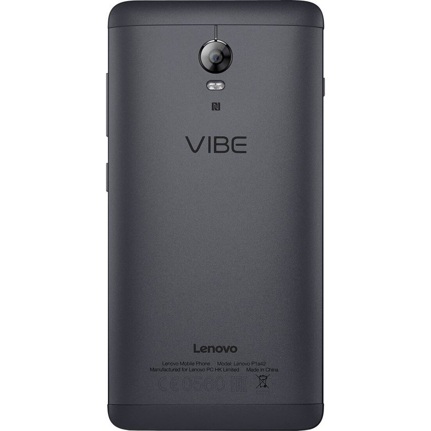 Lenovo Vibe P1 Turbo - 32GB - Dark Grey