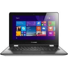 "Lenovo Yoga 300 Touch Screen - Intel Celeron N2840 - 11.6"" - Win 8.1 - Putih"