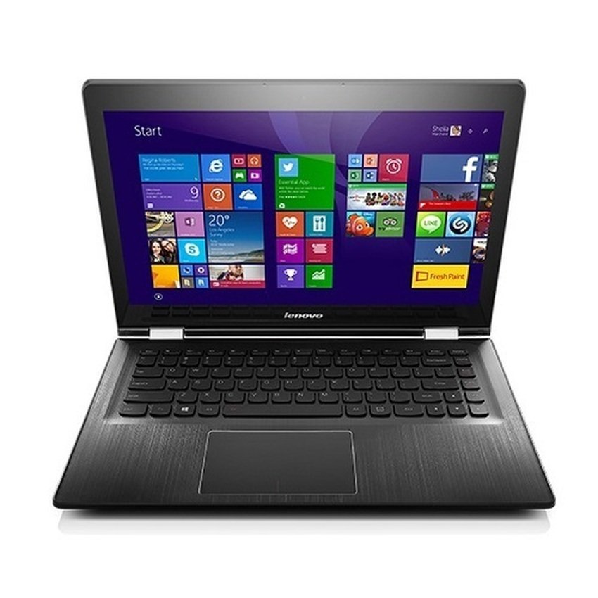 "Lenovo Yoga 300 Touch Screen - RAM 4GB - Intel DC N3050 - 11"" - Hitam"