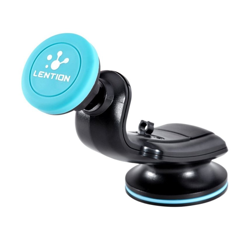 LENTION C500 Magnetic Car Holder Mount (Blue)