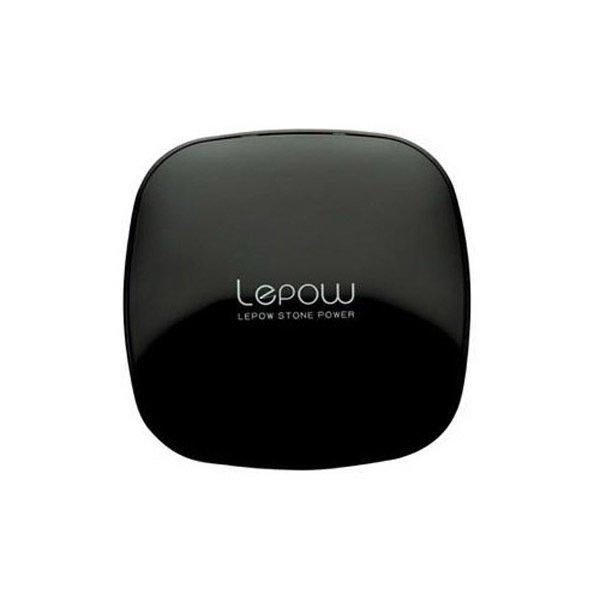 LEPOW Power Bank Portable - Moonstone 6000 - Hitam