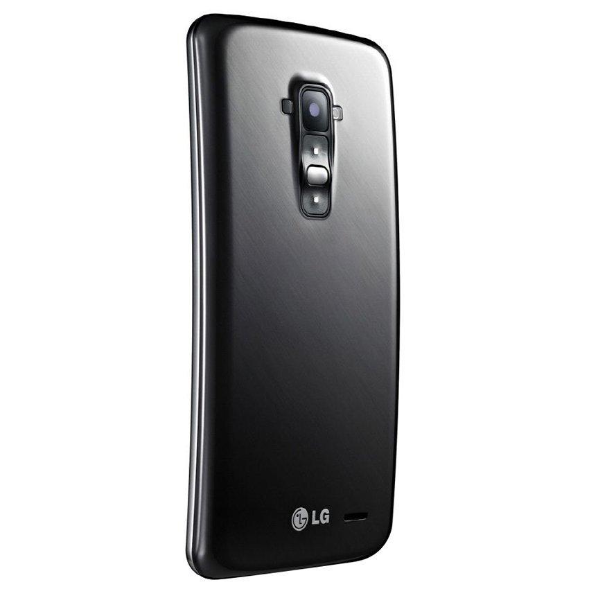LG D958 G Flex - Titanium Silver