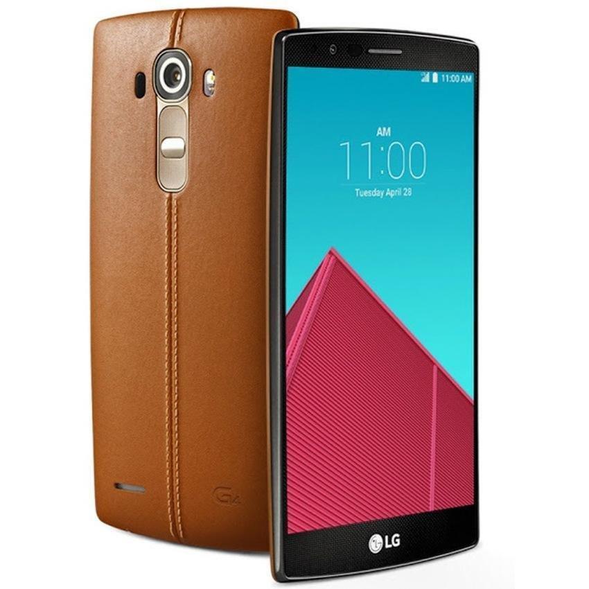 LG G4 Dual SIM 4G LTE -32GB -Leather Brown