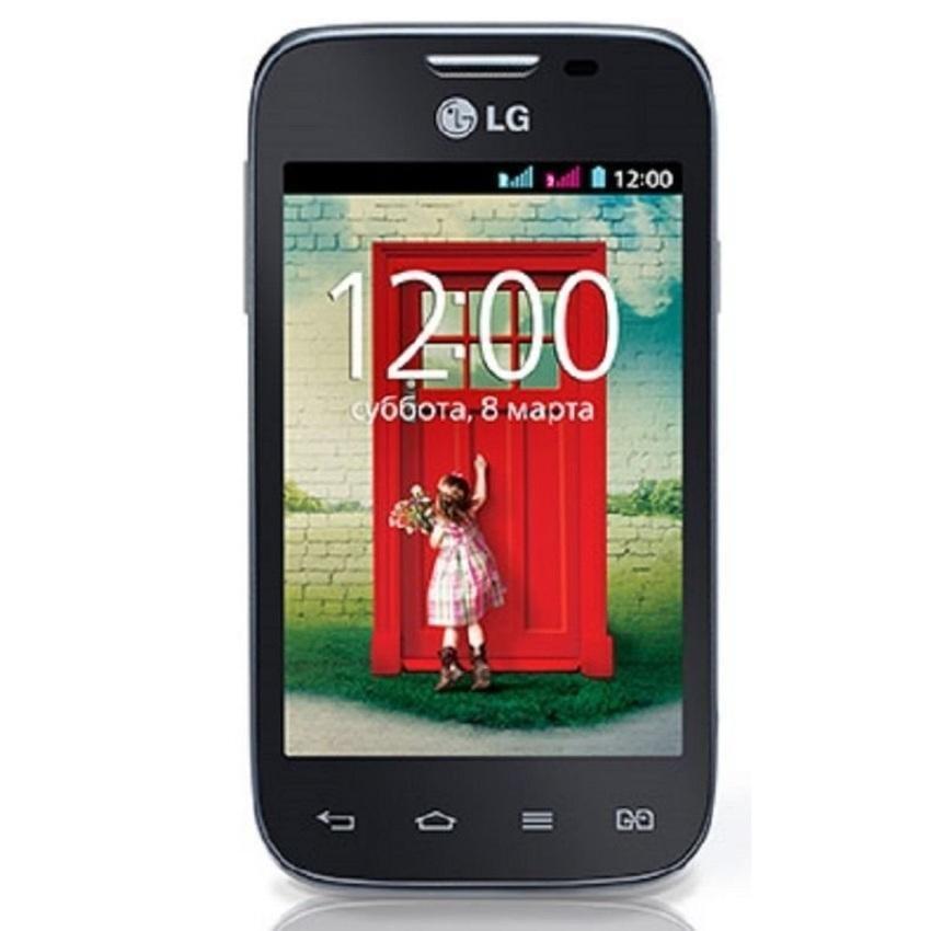 LG L40 -4GB -Hitam