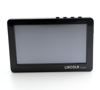 LINCOLN DIGITAL V5.4.3 Inch MP3 MP4 MP5 FM Touch Screen Video TV OUT Player