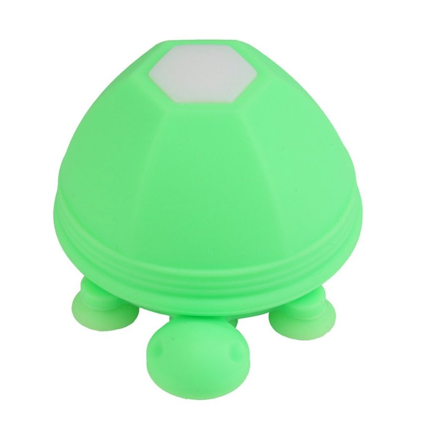 Little Turtle Winder Phone Holder (Green) (Intl)