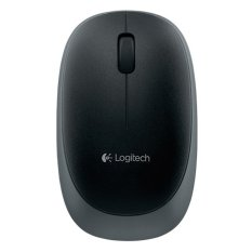 Logitech M165 Mouse Wireless - Hitam
