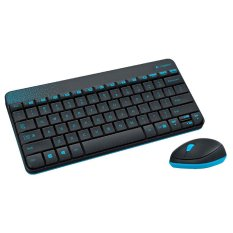 Logitech Wireless Combo MK240 - Hitam