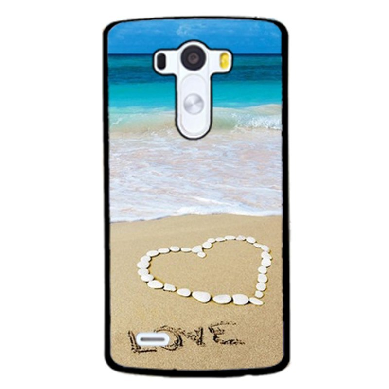 Love Beach LG G3 Covers (Black)