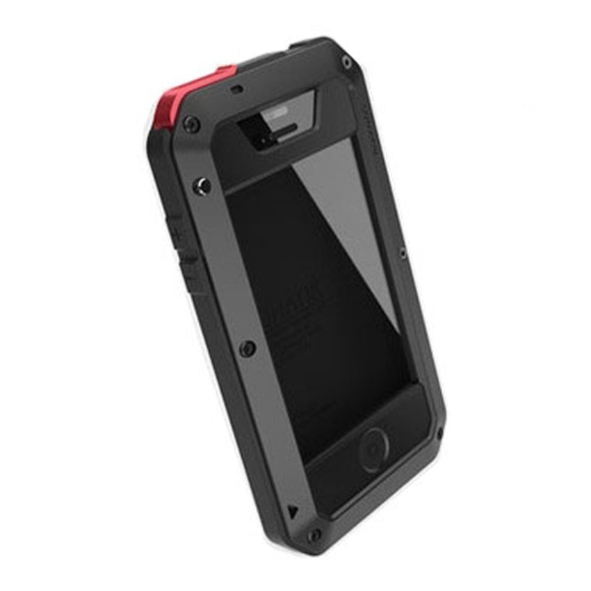 Lunatik Taktik Extreme Hardcase with Gorilla Glass for iPhone 4/4s