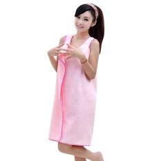 Magic Super Absorbent Microfiber Bath Towel Fashion Sleeping Skirt For Ladies