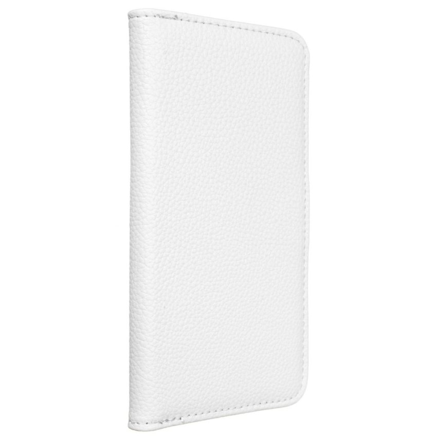 "Magnetic Flip PU Leather Wallet Cover for ASUS Zenfone 2 ZE551ML 5.5"" (White) (Intl)"