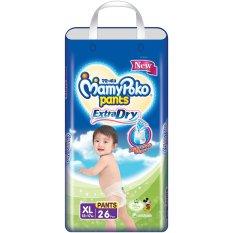 Mamypoko Popok Pants Extra Dry - XL 26