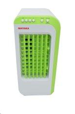 Mayaka CO-122AL Air Cooler / Penyejuk Ruangan Watt Rendah - Putih/Hijau