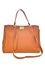 Mayonette Alora Shoulder Bag - Cokelat