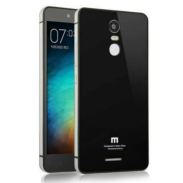 Michellisto Backdoor Tempered untuk Xiaomi Redmi Note 3