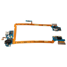Micro USB Charging Charger Port Dock Connector Flex Cable For LG G2 D800 D801 - Intl