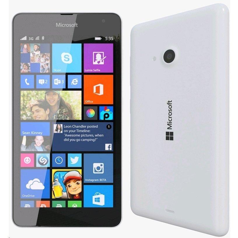 Microsoft Lumia 535 - 8GB - Putih