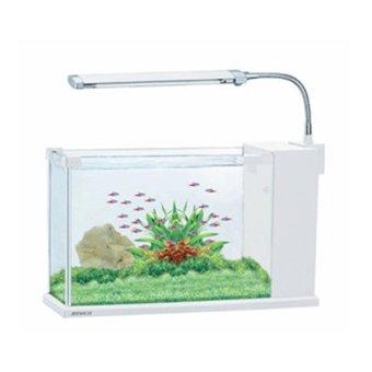 Mini Aquarium Low Voltage Safety - TG-21 - Putih Lazada Indonesia