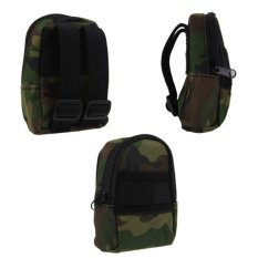 Mini Practical Waist Tactical Camera Phone Accessory Bag For Outdoor Sports Camouflage (Intl)