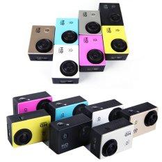 Mini SJ4000 WiFi Full HD 1080P DV Outdoor Sports Digital Video Camera Waterproof TFT 12.0 MP CMOS Blue (Intl)