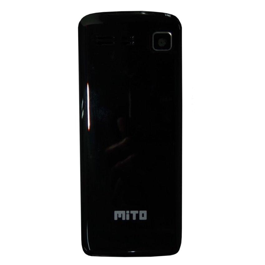 Mito 200 - Dual SIM - hitam