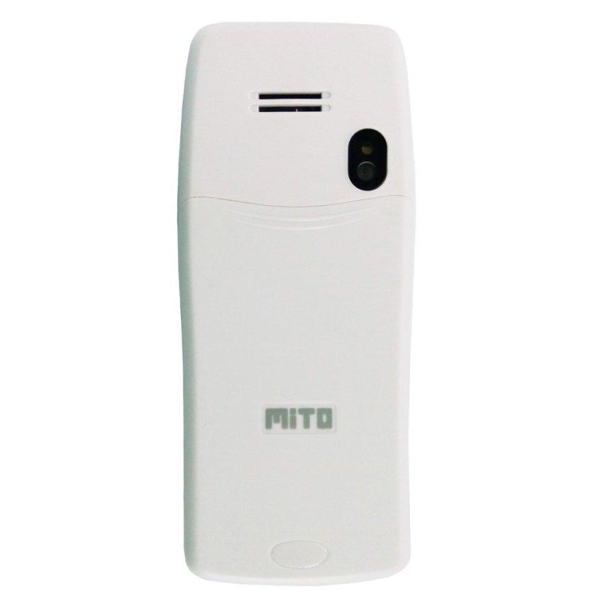 Mito 268 Dual SIM - Putih