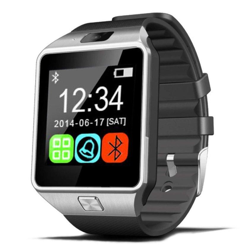 Mito 555 Watch Phone - Camera - Hitam
