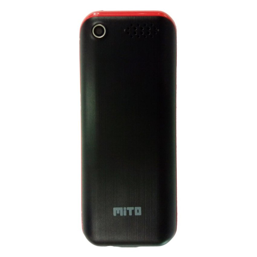 Mito 660 - Dual SIM - hitam