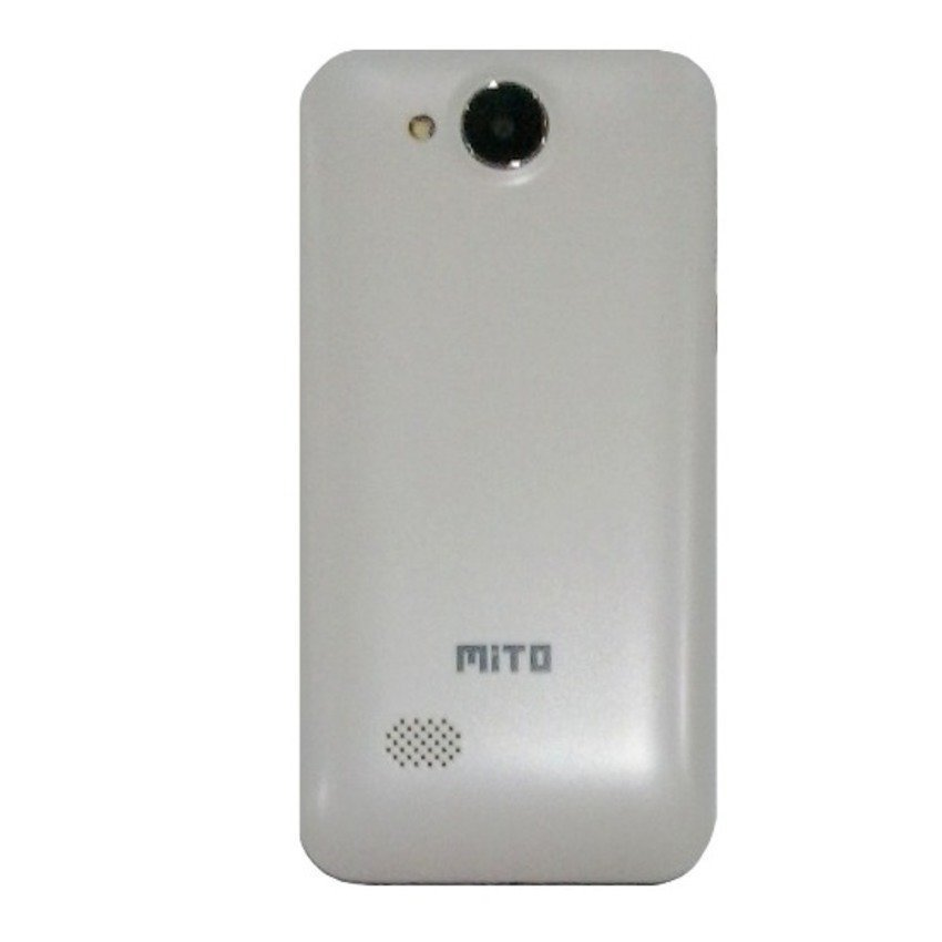 Mito A120 - 500MB - Putih + Gratis Paket Hadiah
