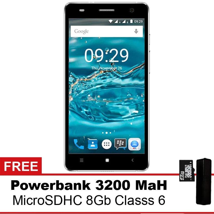 Mito A73 - Hitam + Gratis Powerbank + MMC 8Gb