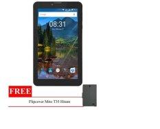 Mito T35 Fantasy Tablet - 8GB - Hitam + Gratis Flipcover