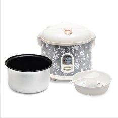 Miyako Rice Cooker MCM528 - Abu - Abu